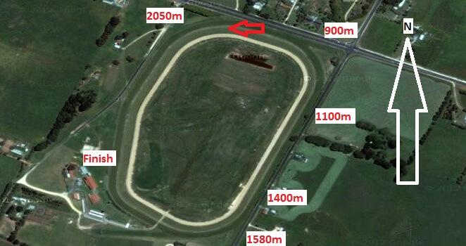 Mount Gambier Racetrack